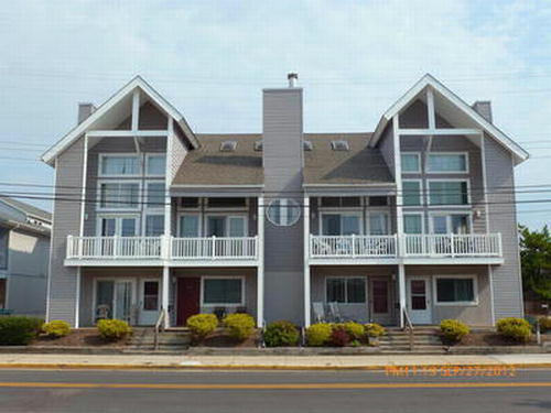 841 Plymouth Place , Edgewater T/H w/POOL, Ocean City NJ