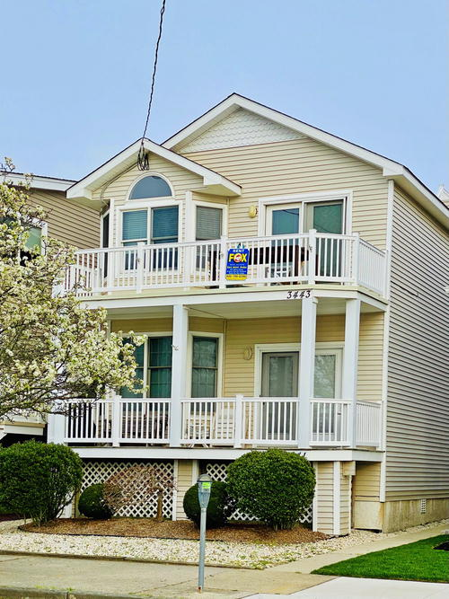3443 Asbury Ave. , 2nd Floor, Ocean City NJ