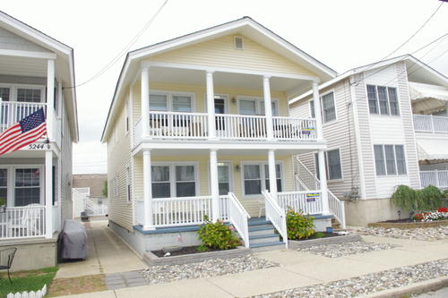 5242 Asbury Avenue , 2nd Floor, Ocean City NJ