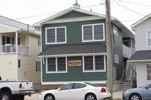 1221 West Ave. , C, 2nd Fl, Rear, Ocean City NJ
