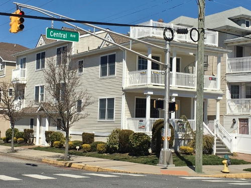 1348 Central Avenue , 2nd, Ocean City NJ
