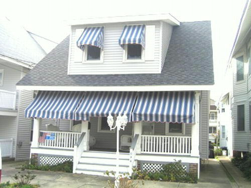 844 St James Place , Single, Ocean City NJ