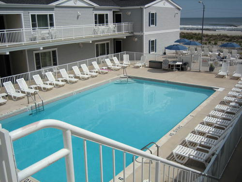 1670 Boardwalk , #22, 2nd fl, Ocean City NJ