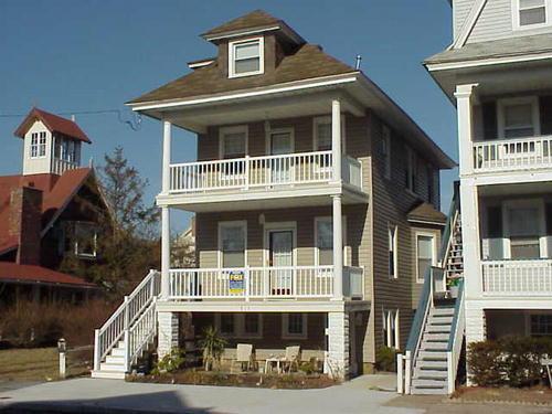 815 Fourth Street , 2nd,3rd & 4th, Ocean City NJ
