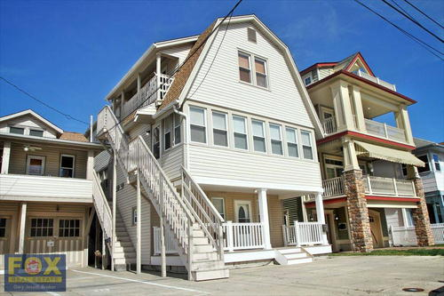 825 St. James Place , 2nd Fl, #7, Ocean City NJ