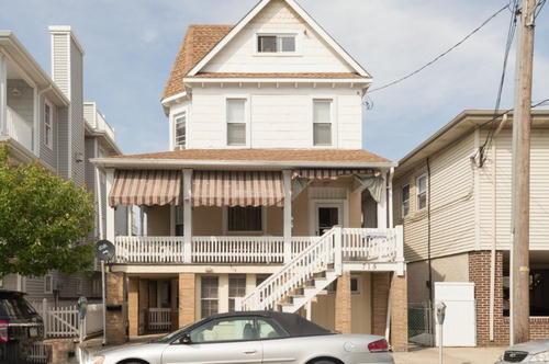 715 Moorlyn Terrace , 2nd & 3rd, Ocean City NJ