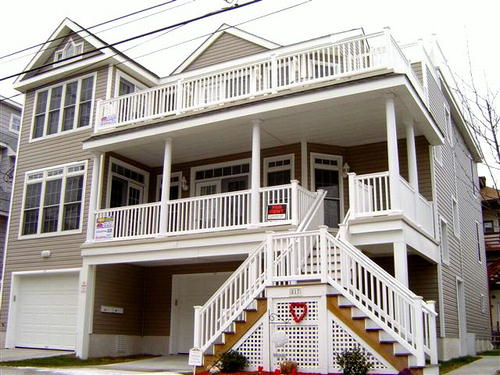 819 Plymouth Place , 2nd Fl, Ocean City NJ