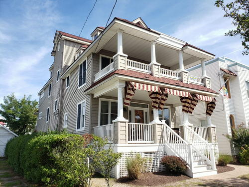 833 St Charles Place , 2nd Fl, Ocean City NJ