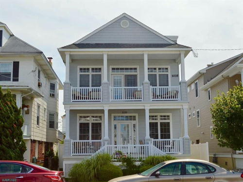 1035 Wesley Avenue , 2nd Fl, Ocean City NJ