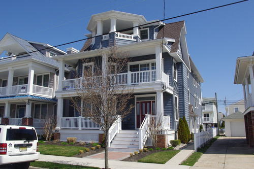 859 Fifth St. , 2nd Floor, Ocean City NJ