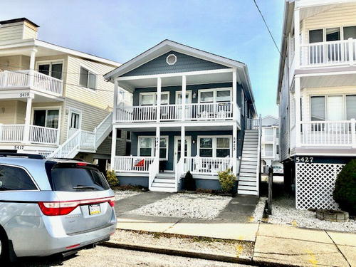 5423 Asbury Avenue , 2nd Fl, Ocean City NJ