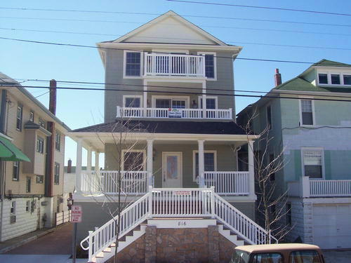 816 Sixth Street , 2nd Fl, Ocean City NJ