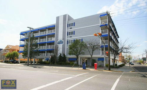 1008 Wesley Avenue , 3rd #306/406, Ocean City NJ