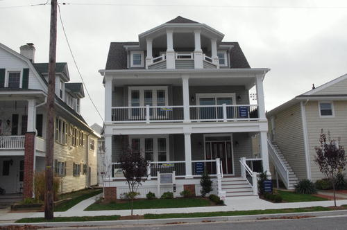866 Brighton Place , 2nd Fl, Ocean City NJ