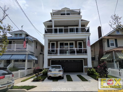 808 North Street , , Ocean City NJ