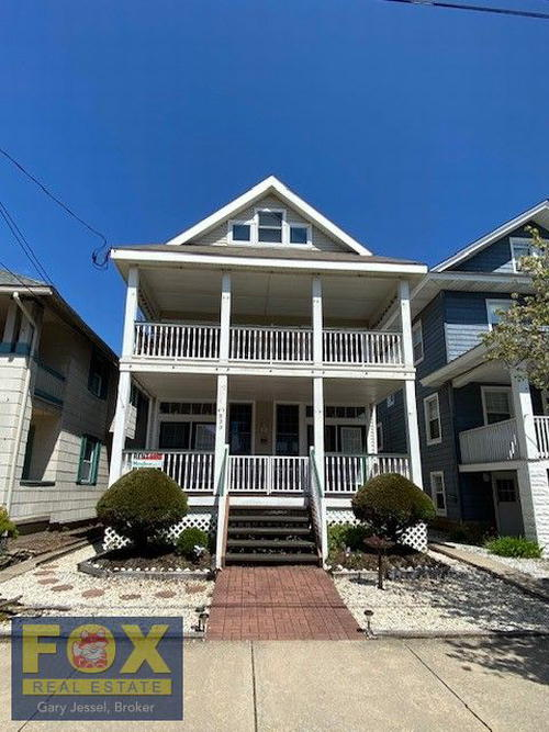 829 Second Street , Unit B, 2nd Fl, Ocean City NJ