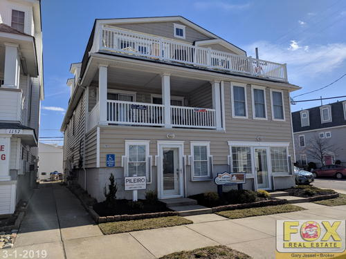 1161 West Ave , 2nd Floor Unit B, Ocean City NJ