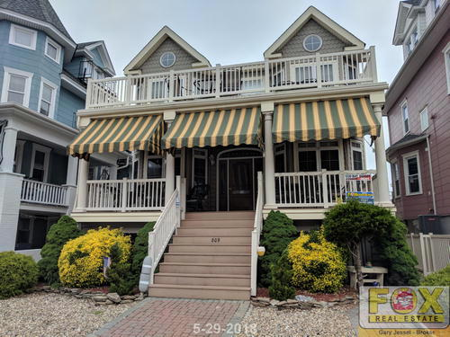 811 Fifth Street , 2nd Fl, Ocean City NJ