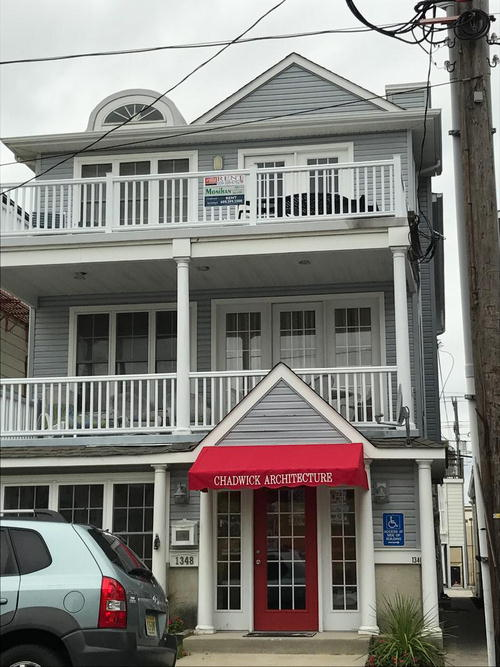 1348 Asbury Ave. , 2nd Floor, Ocean City NJ