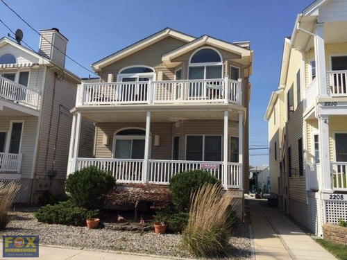 2214 Asbury Avenue , 2nd Fl, Ocean City NJ