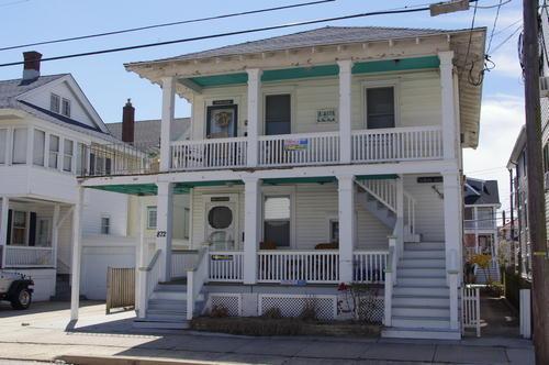 872 Delancey Place , 2nd Fl, Ocean City NJ
