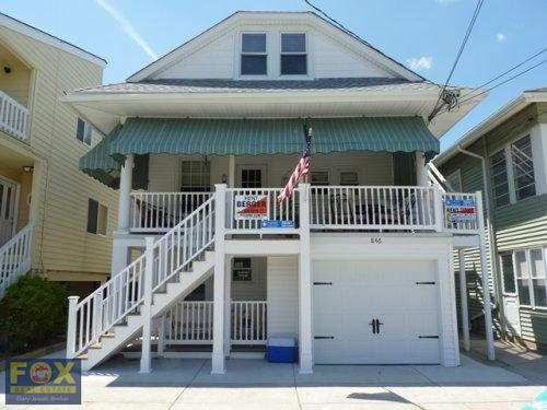 846 Second St , 3rd Fl, Ocean City NJ