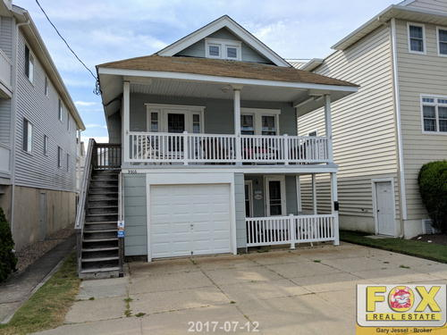 3306 Central Avenue , 2nd, Ocean City NJ