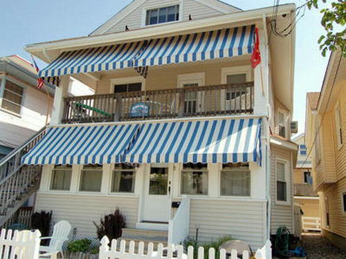 831 St. James Place , 2nd Fl, Ocean City NJ