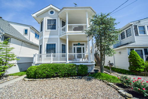 4905 Asbury Ave. , Single Family, Ocean City NJ