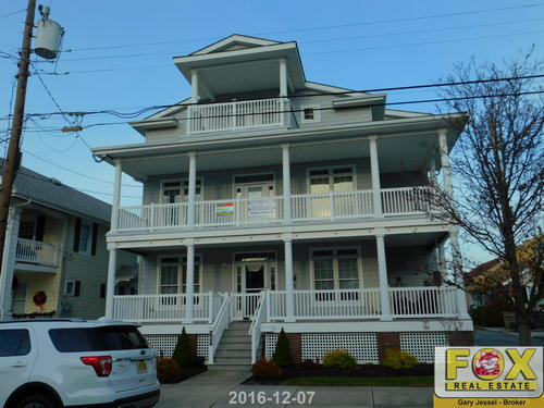 707 Pennlyn Place , 2nd & 3rd Floors, Ocean City NJ