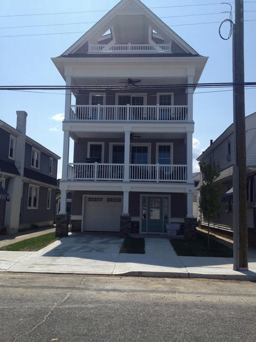 702 First Street , , Ocean City NJ